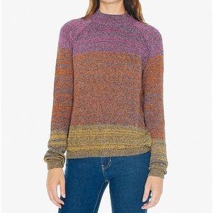 American Apparel Gaia Raglan sweater